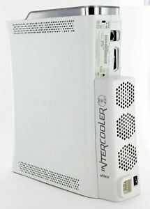 Nyko XBox 360 Intercooler Cool Fan With On/Off Switch for System Console WHITE