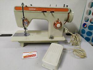 Machine a coudre Brother 674 - Electrique - Fonctionne + Notice