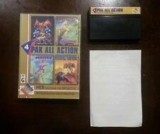 Sega Master System 4 PAK ALL ACTION HES Australia SMS CIB Complete KOREA Gam Boy