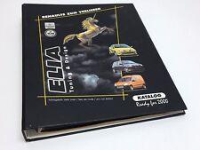 2000 Elia Renault Twingo Clio R5 9 11 R19 Spider Kangoo Tuning & Design Brochure