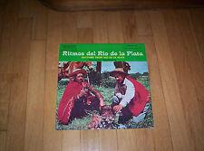 Geronimo y Los Indoamericanos RITMOS DEL RIO DE LA PLATA Request Stereo LP EXC