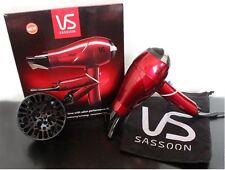 VS Sassoon VSD270A AC Pro Twist 1900W Hair Dryer Hair Drys 50% Faster Brand New