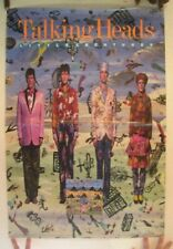 Talking Heads Poster Little Creatures The