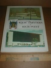 High Pointers of High Point Nc Chamber of Commerce history famous locals 1976