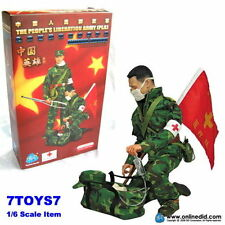 DID 1/6 M50001 People's Liberation Army - PLA - Medical_ Box Set _China DDX98Z