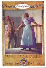 Deutscher Schulverein, Deutsche Lieder Nr. 17, Karte Nr. 92