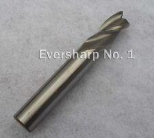Lot 1pcs HSS Endmills 3Flute Mills Cutting Dia 12mm Shank Dia 12mm EndMills SWT
