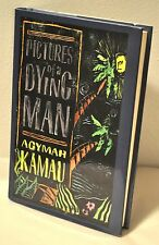 Agymah Kamau ~ Pictures of A Dying Man ~ SIGNED ~1st Edition/1st Printing~HC  DJ