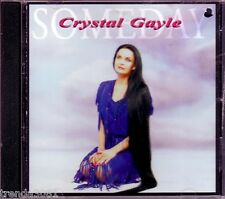 CRYSTAL GAYLE Someday CD Classic 70s Country Greatest Hits Diamonds from Dust