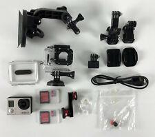 GoPro Hero 3 HD Action Camera Bundle w/ Accessories