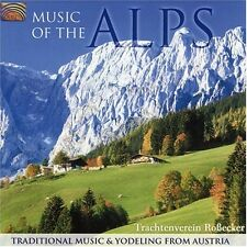 Trachtenverein Robe - Music of the Alps [New CD]
