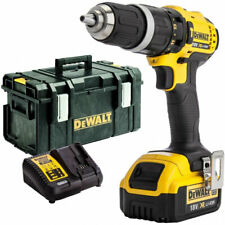 Dewalt DCD785N 18V XR 2-Speed Combi Drill With 1 x 4.0Ah Battery, Charger & Box