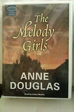 The Melody Girls by Anne Douglas: Unabridged Cassette Audiobook (UU1)