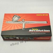 ANEST IWATA Revolution HP-CR AirBrush Gravity 0.5mm 7.0ml FROM JAPAN