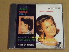 POPCORN CD / GIRLS, GIRLS, GIRLS - VOL. 1