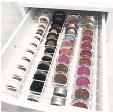 IKEA ALEX - Storage Makeup Dividers Organizer Acrylic