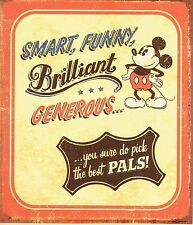 Mickey Mouse Birthday Humour Card, From The GEE whiz Collection