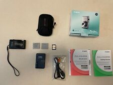 Canon PowerShot ELPH 300 HS / IXUS 220 HS 12.1MP Digital Camera - Black + BONUS