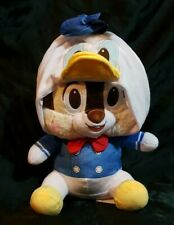 Disney Chip As Donald Duck Costume Plush. Toreba Prize