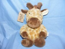 Emmy The Giraffe Soft Plush Toy All Creatures Safari by Carte Blanche Large