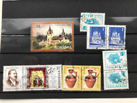 Romania, 10 very fine used stamps bargain