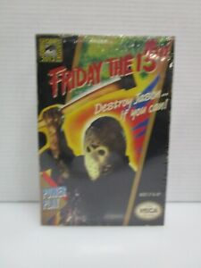 SEALED NECA Friday The 13th Jason NES 2013 San Diego Comic Con Exclusive