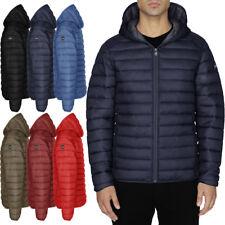 Doudoune homme TWIG 100gr manteaux ultra légère duvet ultralight capuche