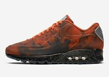 762a30c603e1 Nike Air Max 90 Mars Landing QS 3m Reflective Orange Black 12 DS RARE PE  Moon