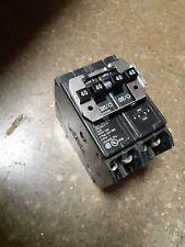 Eaton BQC240240 Plug-In Mount Types BRD&A Quadplex Circuit Breaker 4-Pole 40 Amp