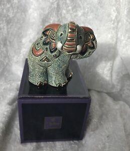 De Rosa Rinconada Baby Samburu Elephant ...BNIB