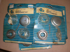 LOT OF 5 BEARING REPLACEMENT SETS (6205&6500) NOS SUPER CHEAP SEE PICTURES CN-14