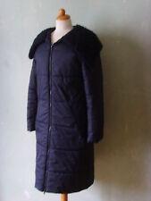 KOOKAI Mantel Jacke Kurzmantel gesteppt mit Strick schwarz Größe 36 S