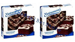 2 Entenmann'sMarshmallow Devil's Food Cake