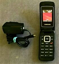 Samsung Entro SPH-M270 Black payLo by Virgin Mobile (Sprint) Cell Phone LikeNew