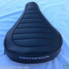HONDA NC50 EXPRESS 50 1977 TO 1981 Top Quality New Black Seat Cover