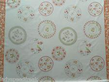 Designers Guild Curtain Fabric PORCELAINE 9.3m Floral/Plates Design - Sienna