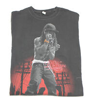 Lil Wayne America's Most Wanted Tour Concert T Shirt Sz Small