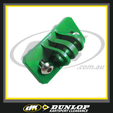 Go Kart Camera Mount CNC Aluminium Nassau Panel Mount Green
