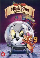 Tom & Jerry : The Magic Ring / L'Anneau Magique (DVD)