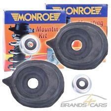2x Monroe retravaillés Palier de jambe de force avant pour Fiat 500 + C Bj 07-Idea Bj 04-12