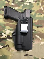 Black Kydex IWB Holster for Glock 34 35 Streamlight TLR-1 /TLR-1 HL