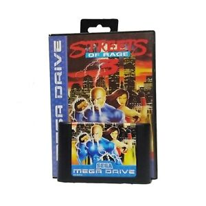 Streets of rage 3 Sega Mega Drive (PAL) TESTED GREAT CONDITION