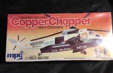 Vintage Unopened MPC Model Kit 2-0233 Sikorsky Sea King Copper Chopper