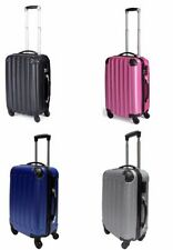 Up to 40L Unisex Adult Luggage with Tie-Down Straps