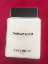 Dahlia Noir By Givenchy Body Lotion 200ml NEW