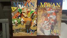 MWAN  Bundle #'s 129 - 132