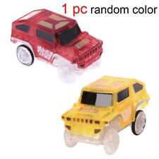 Creative Kids Electronics Spezielles Auto für Magic Track Toys mit Blitzlicht