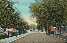 Bath PA 225 S. Walnut St House~Mid-County Senior Center~Home Gone 1910 Postcard