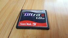 1GB 1 GIG Compact Flash CF Memory Card for Roland Fantom X, X6 X7 X8 XR Xa