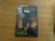 Rare Copy Of Thunderbolts: Caged Angels Hard Cover Graphic Novel! Marvel!